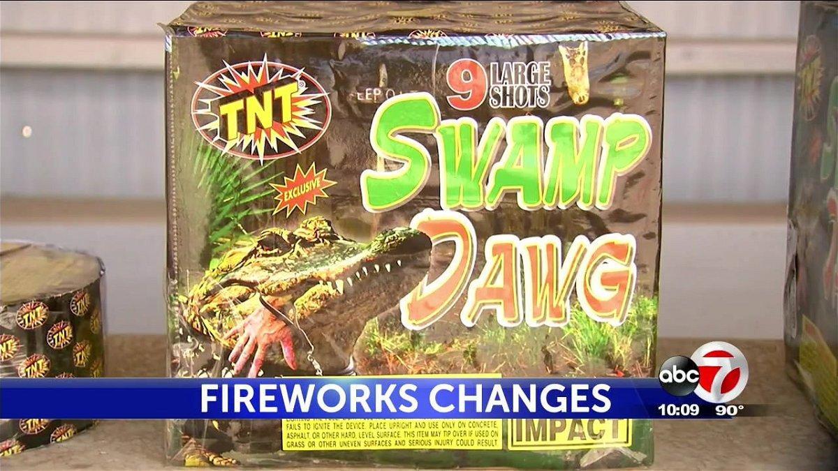 fireworks-changes