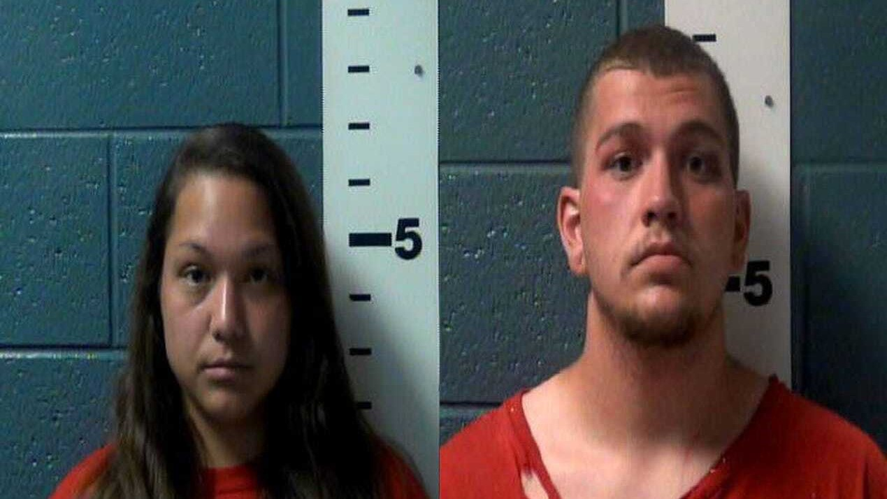 Bryanna Michelle Terry and Justin Bullock
