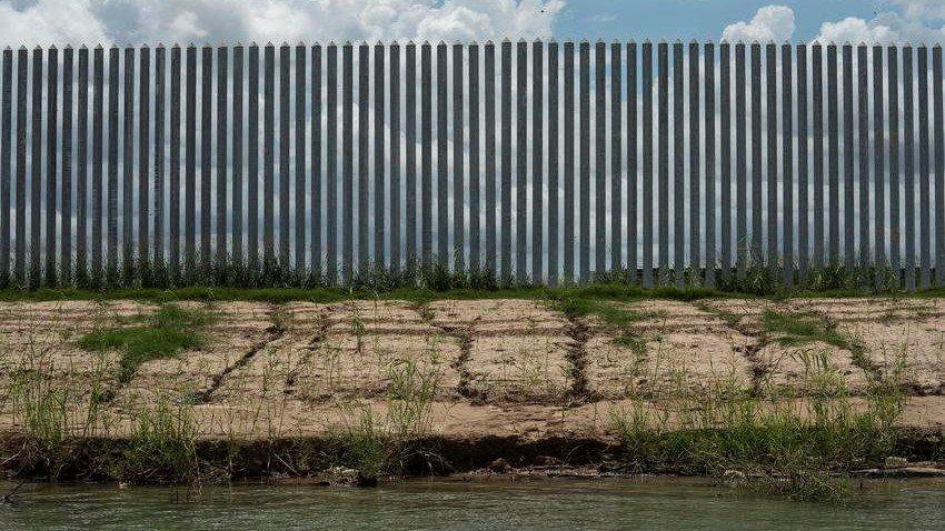 Border Wall Erosion