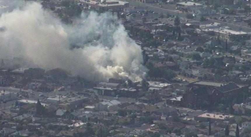 HUECO avenue FIRE