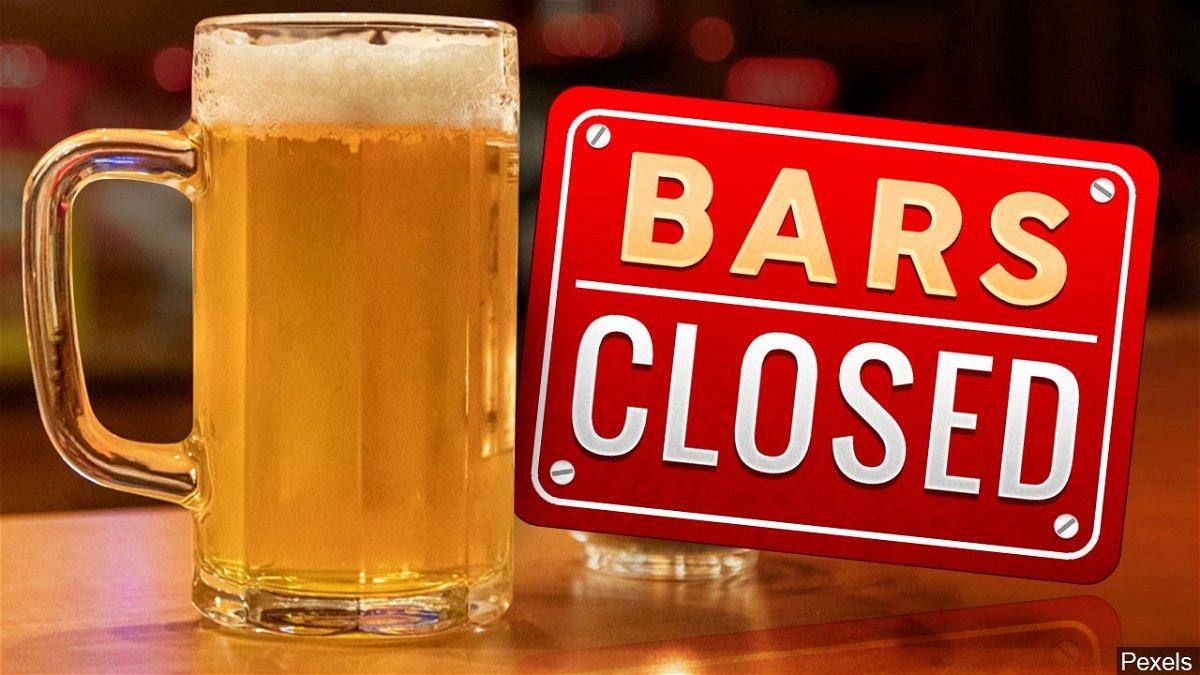 bars closed