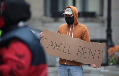 cancel rent