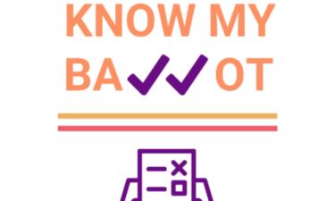 know my ballot