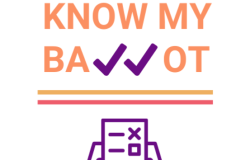 know my ballot