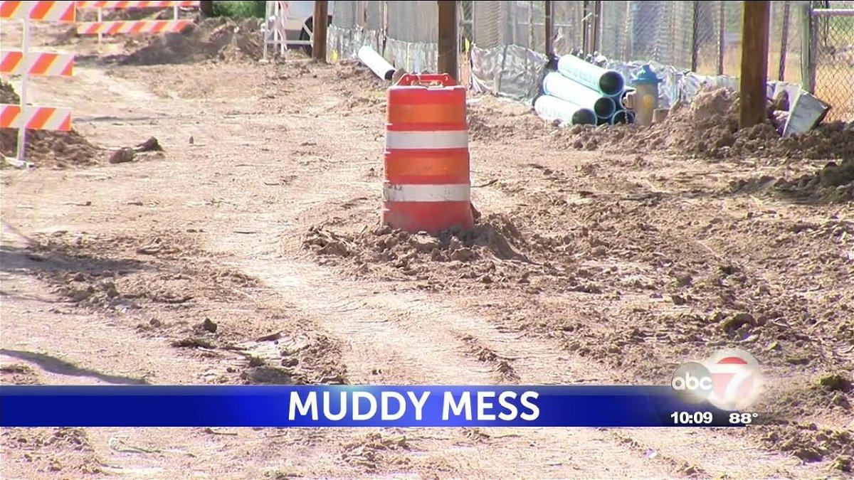 muddy-mess