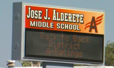 Alderete Middle School