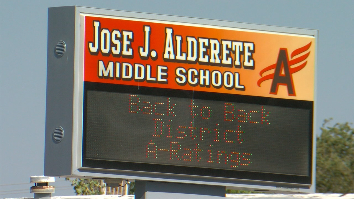 Alderete Middle School