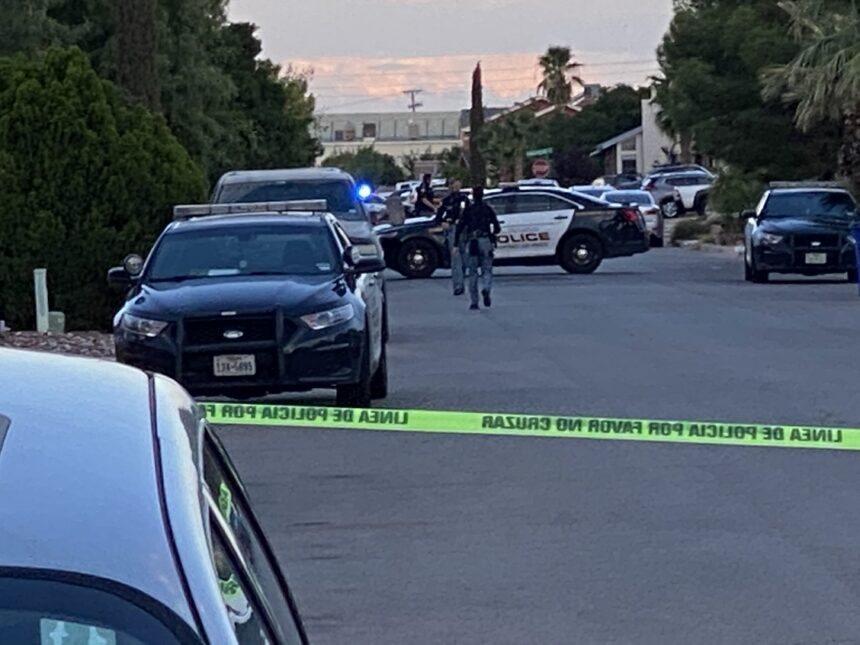 Officer involved shooting East el paso