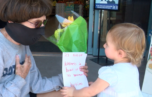 23 acts of kindness