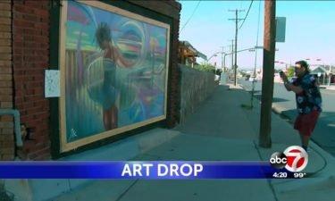 art-drop