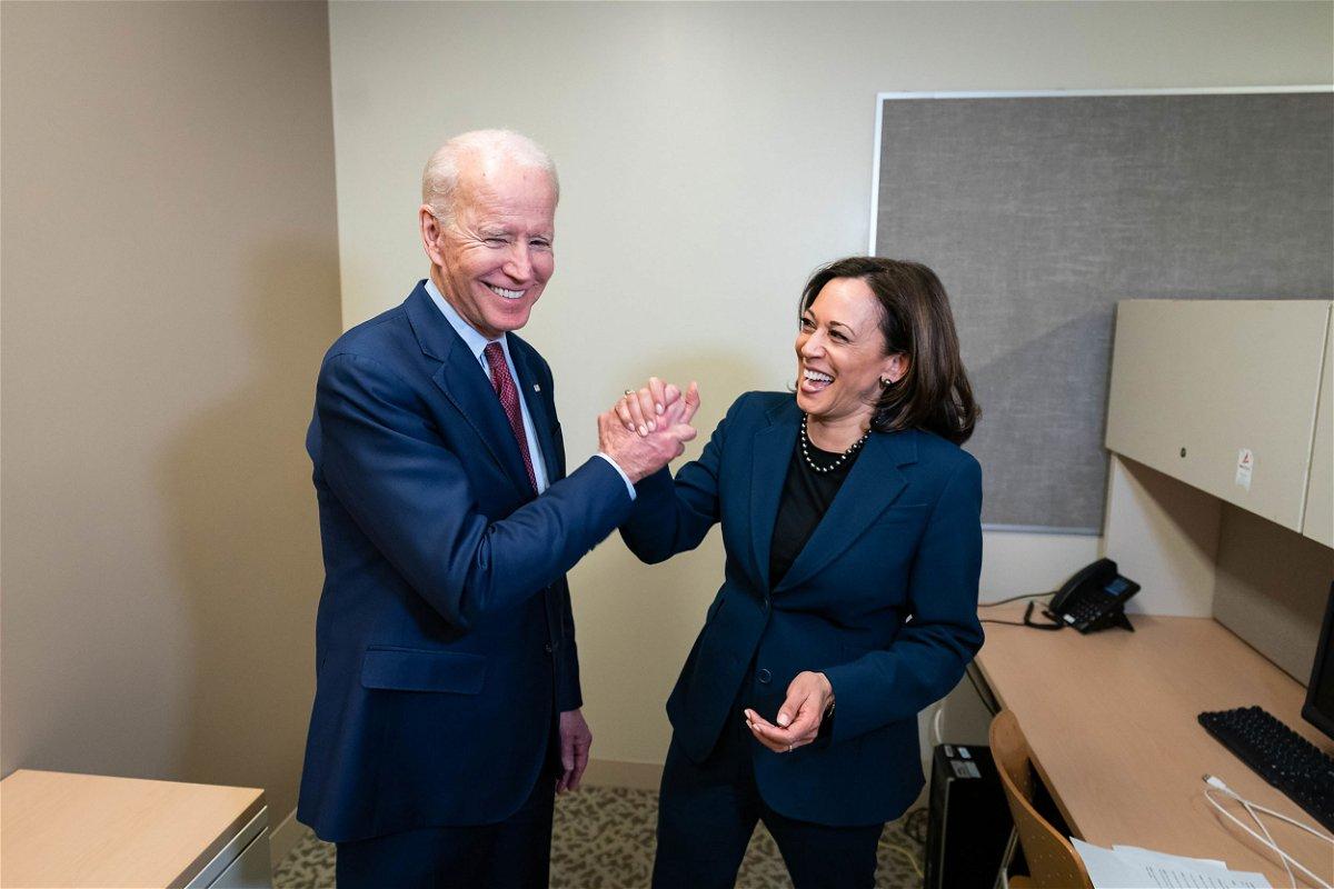 Joe Biden And Kamala Harris Make 1st Appearance As Historic Democratic Ticket Kvia