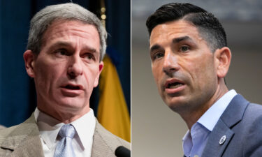 Ken Cuccinelli and Chad Wolf