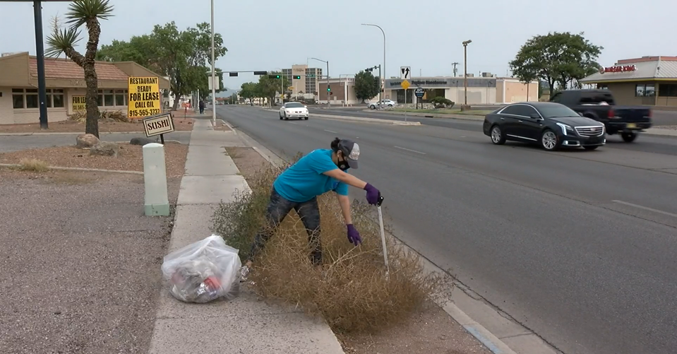 las cruces cleanup