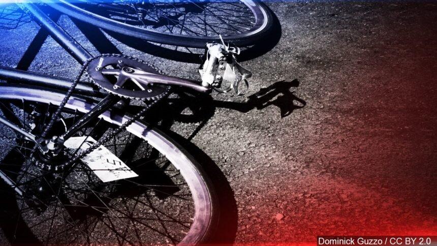 bike bicycle accident crash collision