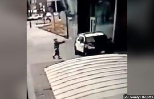 deputies ambushed