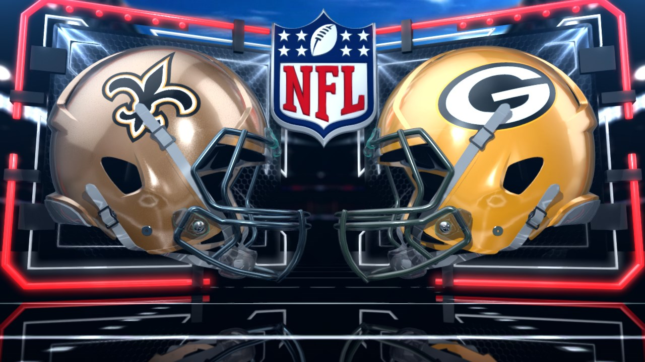 Aaron Jones Has 1 Td As Packers Top Saints 37 30 To Stay Undefeated Kvia
