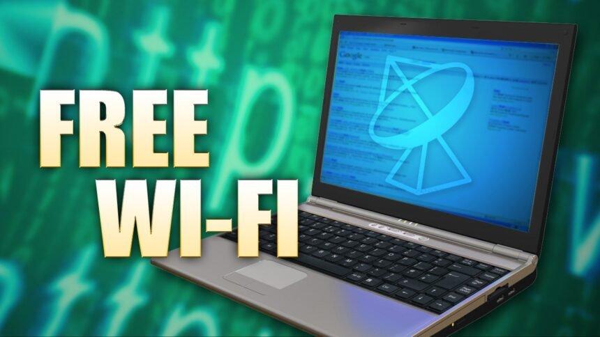 free wi-fi wifi