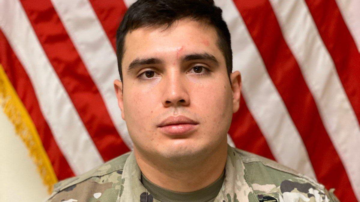 Army Sgt. Roger Matamoroschavarria