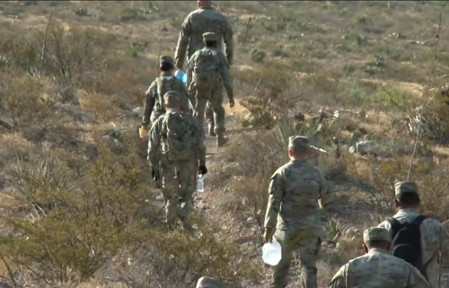 Fort Bliss searching for missing soldier