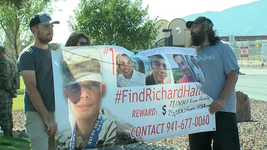 find richard halliday