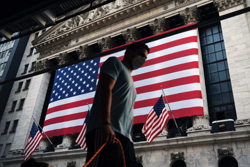 NYSE wall street dow jones stock market stocks