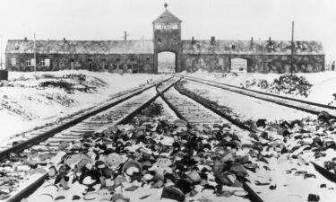 Auschwitz holocaust