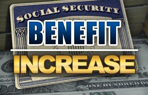 social security benefit increase