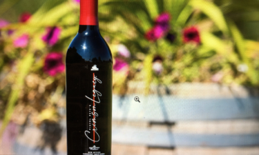 Pistol Pete's Crimson Legacy wine