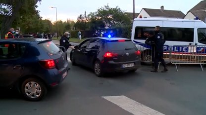 Teacher decapitated in France