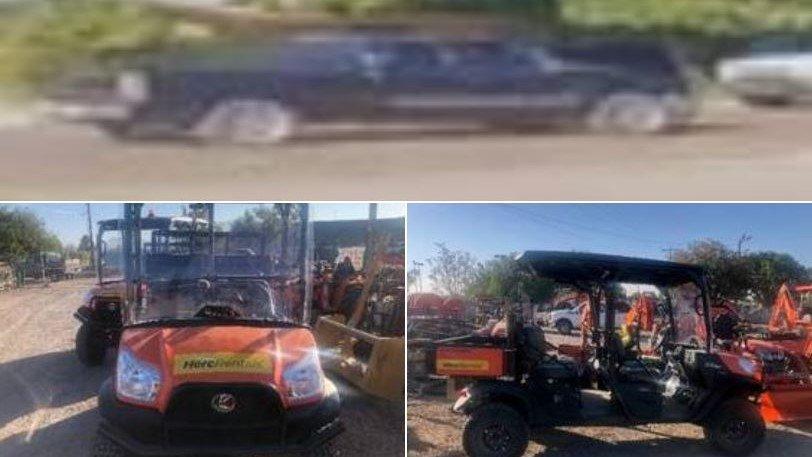 UTV pics collage