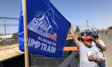 trump-train-rally