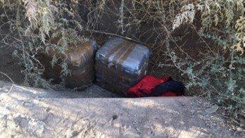 Border Patrol agents in Clint, Lordsburg discover marijuana worth thousands - KVIA