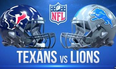 texans lions