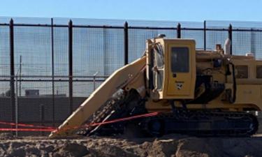 border-barrier-construction