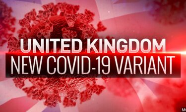 United Kingdom new Covid-19 variant