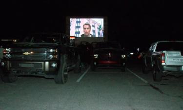 Drive-In Mistletoe Movies