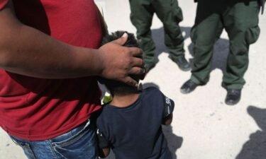 border patrol migrants
