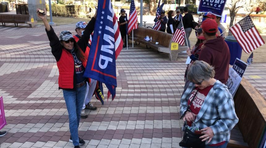 Trump protests 2