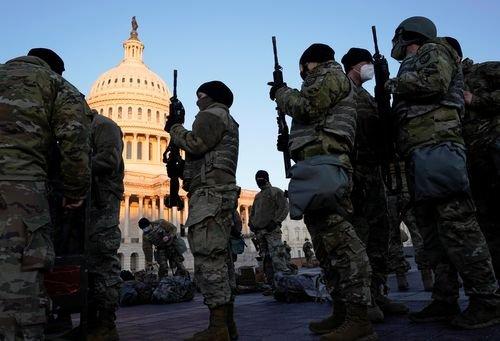 national guard capitol