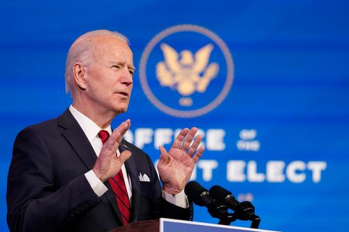 Biden plans bill to offer legal status to 11 million immigrants without it - KVIA