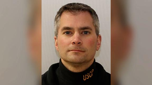 U.S. Capitol Police Officer Brian Sicknick.