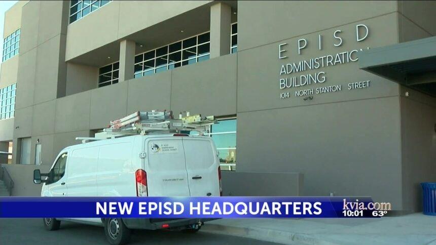 NEW EPISD HQ