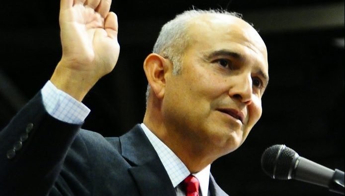 U.S. District Judge Philip Martinez.