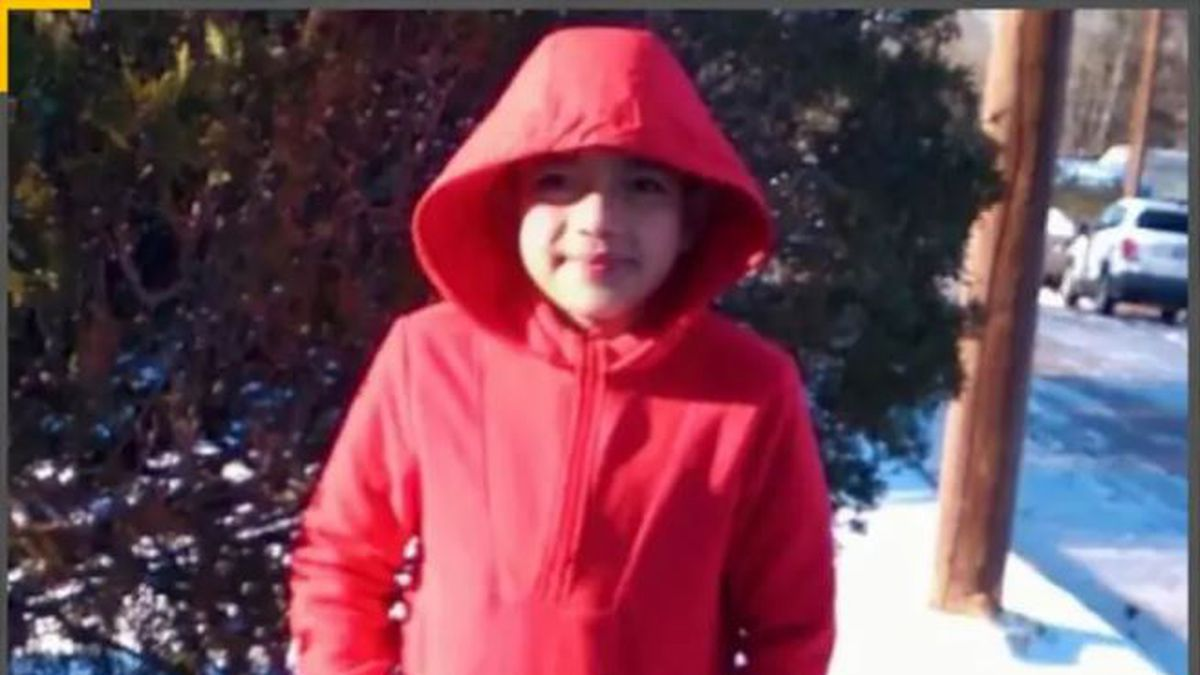 Cristian Pineda, 11, died of suspected hypothermia in his family's home.