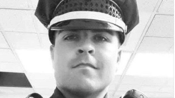 NMSP Officer Darian Jarrott, killed in the line of duty.