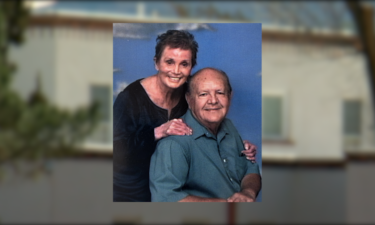 nursing home couple