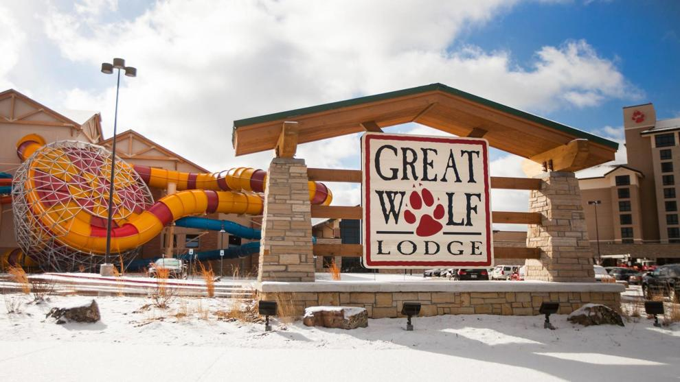 The Great Wolf Lodge in Colorado Springs.