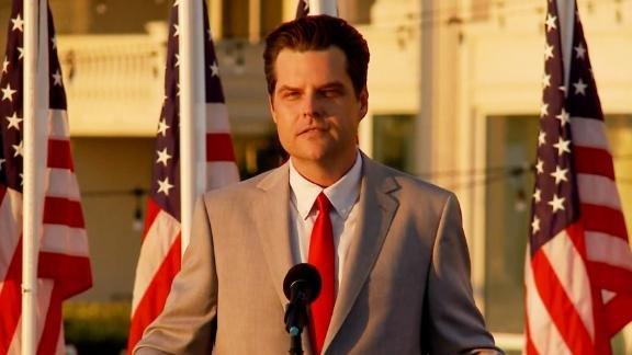 Embattled Florida Rep. Matt Gaetz is denied a meeting with Trump - KVIA
