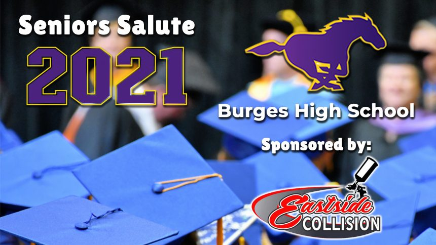 Senior Salute 2021 - Burges High School