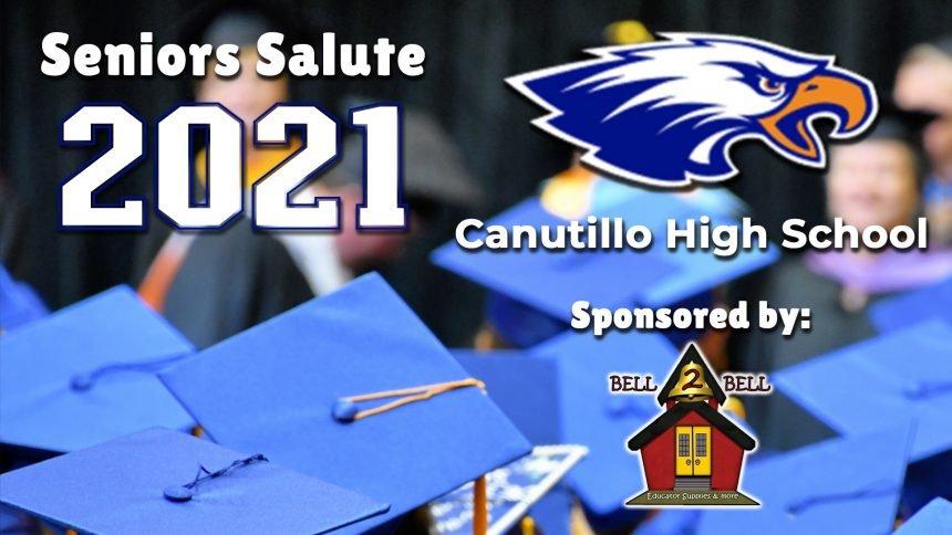 Senior Salute 2021 - Canutillo High School